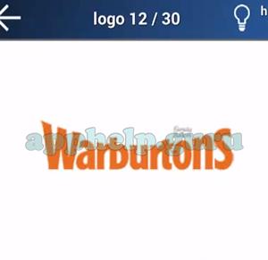 Quiz Logo Game: Britain Logo 12 Answer