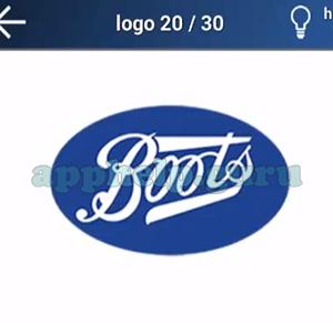 Quiz Logo Game: Britain Logo 20 Answer