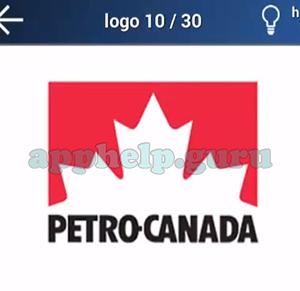 Quiz Juego de Logotipos: Canada Logo 10 Respuesta