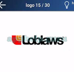 Quiz Juego de Logotipos: Canada Logo 15 Respuesta