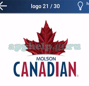 Quiz Juego de Logotipos: Canada Logo 21 Respuesta