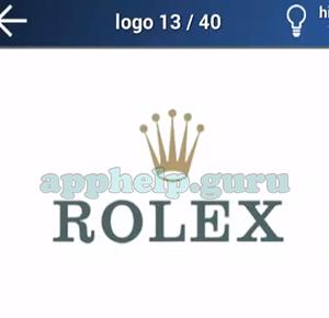 Quiz Logo Game: Level 1 Logo 13 Answer