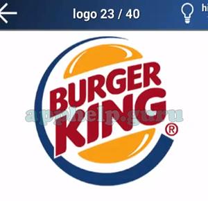 Quiz Logo Game: Level 1 Logo 23 Answer