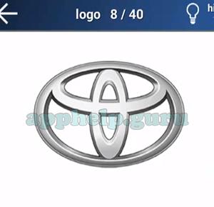 Quiz Logo Game: Level 1 Logo 8 Answer