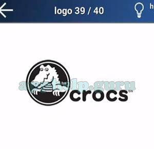 Quiz Logo Game: Level 10 Logo 39 Answer
