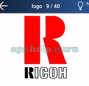 Quiz Logo Game: Level 10 Logo 9 Answer