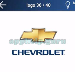 Quiz Logo Game: Level 12 Logo 36 Answer