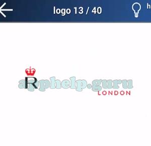 Quiz Logo Game: Level 15 Logo 13 Answer
