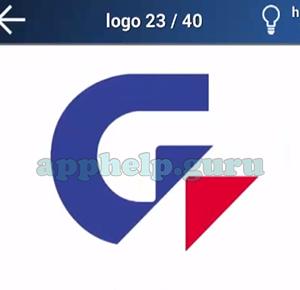 Quiz Logo Game: Level 15 Logo 23 Answer