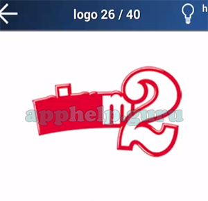 Quiz Logo Game: Level 15 Logo 26 Answer