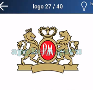 Quiz Logo Game: Level 15 Logo 27 Answer