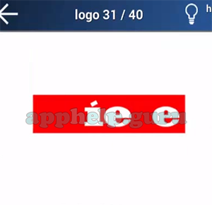 Quiz Logo Game: Level 15 Logo 31 Answer
