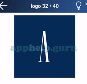 Quiz Logo Game: Level 15 Logo 32 Answer