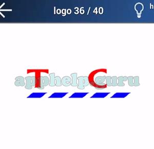 Quiz Logo Game: Level 15 Logo 36 Answer