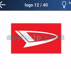 Quiz Logo Game: Level 19 Logo 12 Answer