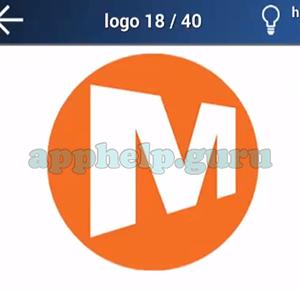 Quiz Logo Game: Level 19 Logo 18 Answer