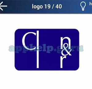 Quiz Logo Game: Level 19 Logo 19 Answer