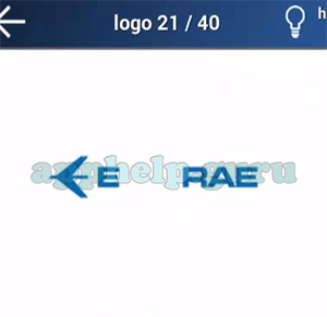 Quiz Logo Game: Level 19 Logo 21 Answer