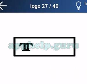 Quiz Logo Game: Level 19 Logo 27 Answer