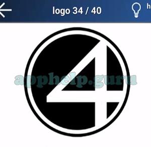 Quiz Logo Game: Level 19 Logo 34 Answer