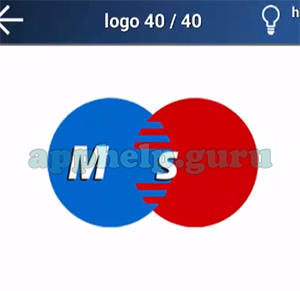 Quiz Logo Game: Level 19 Logo 40 Answer
