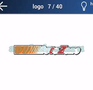 Quiz Logo Game: Level 19 Logo 7 Answer