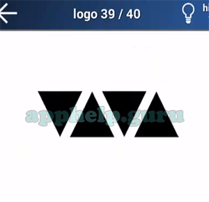 Quiz Logo Game: Level 2 Logo 39 Answer