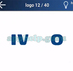 Quiz Logo Game: Level 24 Logo 12 Answer