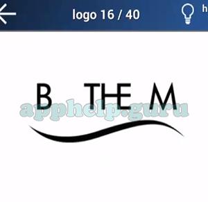 Quiz Logo Game: Level 24 Logo 16 Answer