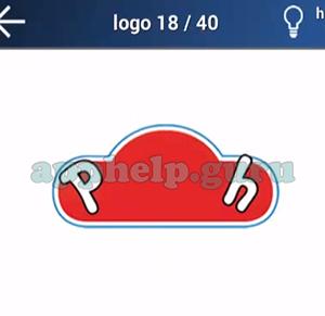 Quiz Logo Game: Level 24 Logo 18 Answer