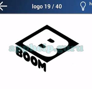 Quiz Logo Game: Level 24 Logo 19 Answer