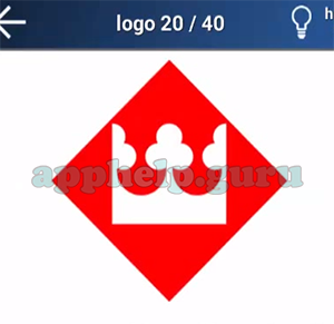 Quiz Logo Game: Level 24 Logo 20 Answer