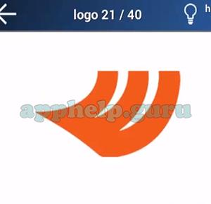 Quiz Logo Game: Level 24 Logo 21 Answer