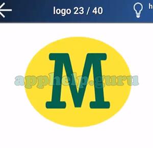Quiz Logo Game: Level 24 Logo 23 Answer