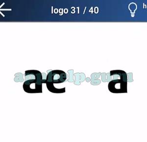 Quiz Logo Game: Level 24 Logo 31 Answer