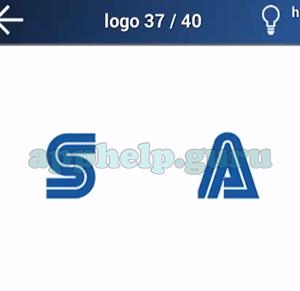 Quiz Logo Game: Level 24 Logo 37 Answer