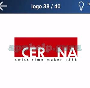 Quiz Logo Game: Level 24 Logo 38 Answer
