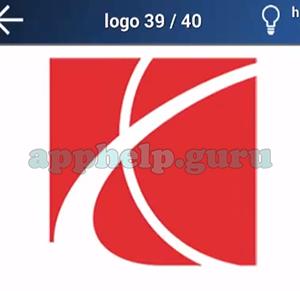 Quiz Logo Game: Level 24 Logo 39 Answer