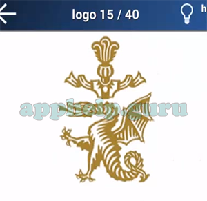 Quiz Logo Game: Level 25 Logo 15 Answer
