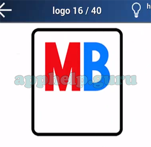 Quiz Logo Game: Level 25 Logo 16 Answer