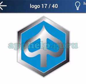 Quiz Logo Game: Level 25 Logo 17 Answer