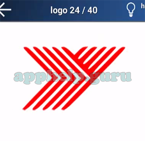 Quiz Logo Game: Level 25 Logo 24 Answer