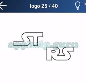 Quiz Logo Game: Level 25 Logo 25 Answer