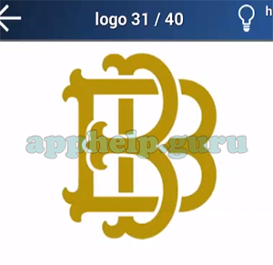 Quiz Logo Game: Level 25 Logo 31 Answer