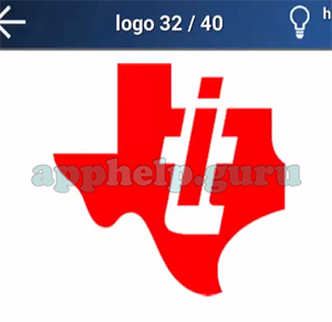 Quiz Logo Game: Level 25 Logo 32 Answer