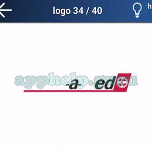 Quiz Logo Game: Level 25 Logo 34 Answer