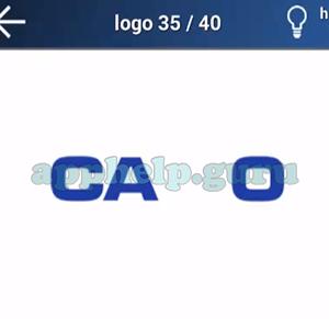 Quiz Logo Game: Level 25 Logo 35 Answer