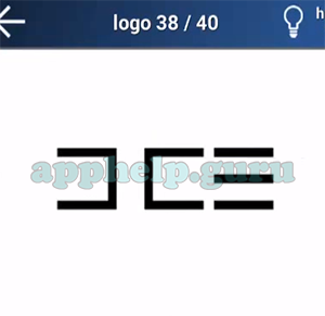 Quiz Logo Game: Level 25 Logo 38 Answer