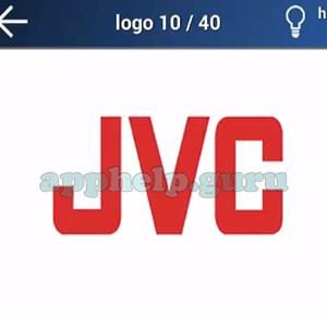 Quiz Juego de Logotipos: Nivel 6 Logo 10 Respuesta