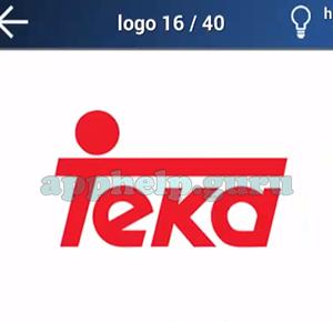 Quiz Juego de Logotipos: Nivel 6 Logo 16 Respuesta
